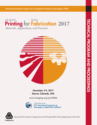 NIP33: Int'l Conf. on Digital Printing Technologies (HC)