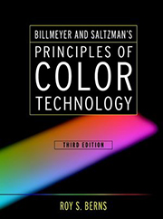 Billmeyer and Saltzman's Principles of Color Technology (3e)