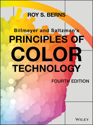 Billmeyer and Saltzman's Principles of Color Technology (4e)