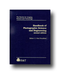 IS&T's Handbook of Photographic Science and Engineering (CD)