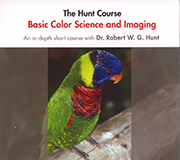 Basic Color Science and Imaging, the Hunt Course (DVD)