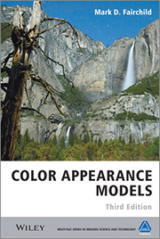 Color Appearance Models Third Edition