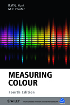 Measuring Color, Fourth Edition