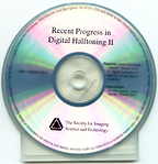 Recent Progress in Digital Halftoning II (CD-ROM)