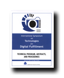 Int'l Symposium on Technologies for Digital Fulfillment 2007